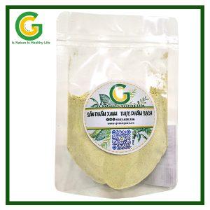 mù tạt khô dạng bột greengood