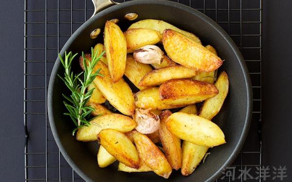 khoai tây múi cau