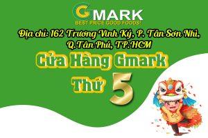 gmark thứ 5